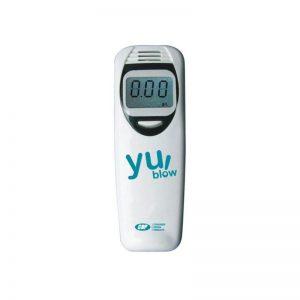 Alcoholímetro Digital Yublow CDp 128