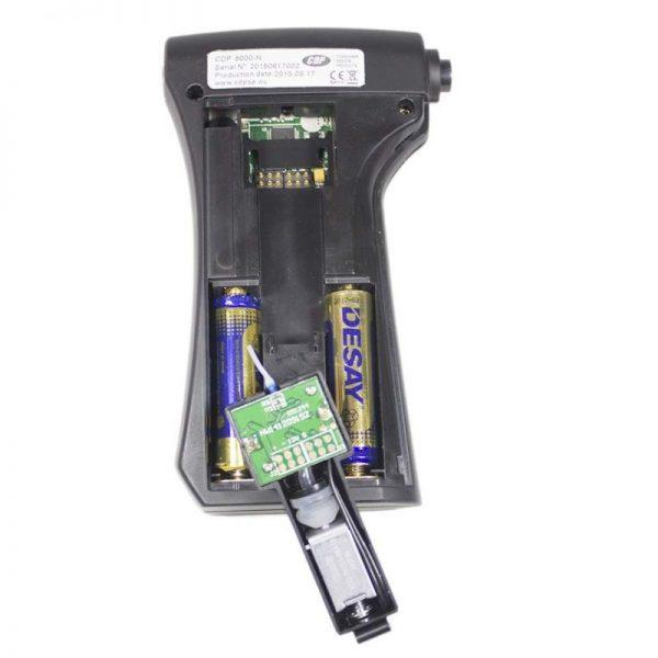 Módulo sensor electroquímico intercambiable-pre calibrado cdp8000-N