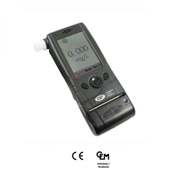 Etilómetro evidencial CDP-9000 Police