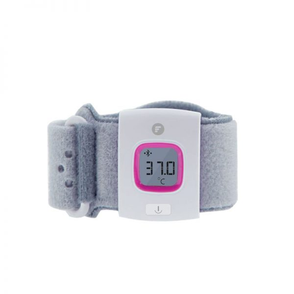 Smart Baby Thermometer with App