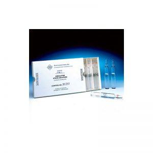 Pack 16 Ampollas de Solución de Alcohol Certificada para Calibraciones de Alcoholímetros/Etilometros