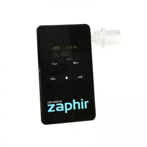 Zaphir CDP 3500 Breathalyzer with Bluetooth 4.0