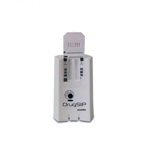 DrugSIP Disposable Drug Test for saliva