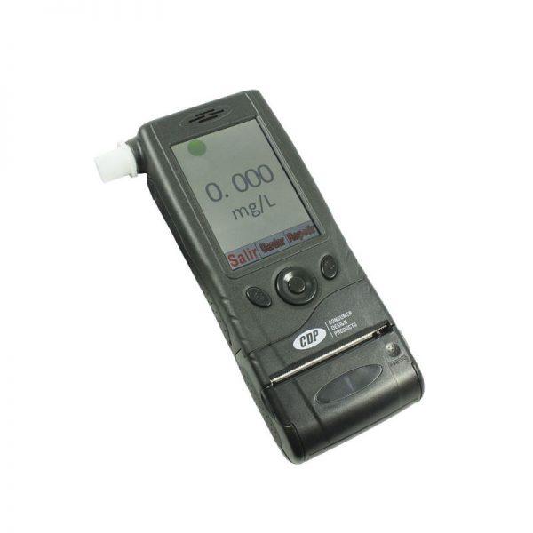 Etilómetro Evidencial CDP 9000 Police con GPS