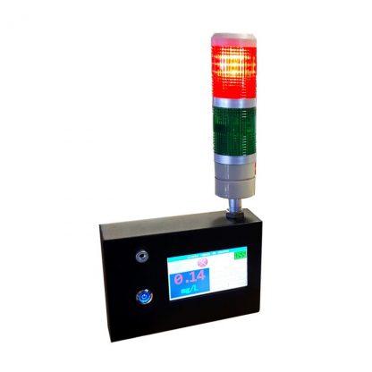 Alcoholímetro para control de personal ALC Security 304F