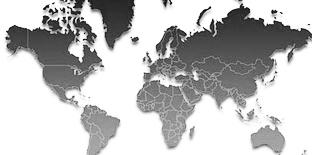 mapa mundo distribuidores internacionales