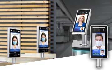 Sistemas de control de aforo y cámaras termográficas