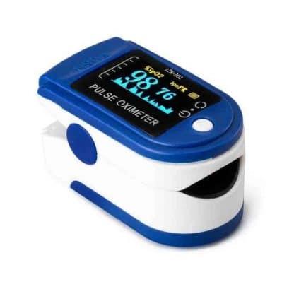 Oxímetro de pulso o pulsioxímetro CDPC01