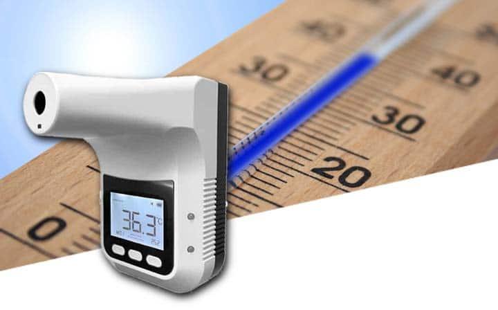 Termómetros y otros instrumentos de medición
