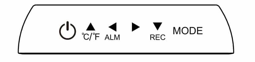 Detector-medidor CO2 CDPH501