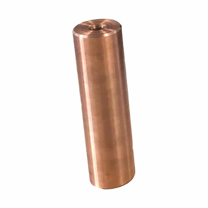 Ánodo de cobre y plata para ionizador solar CDPP02P