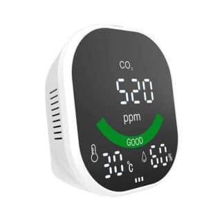 Monitor CO2 Portátil con batería de litio 1600 mAh CDP-CO2-3 Homologado CE